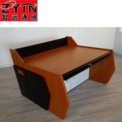 TN-0016 平面是钢木结构操作台