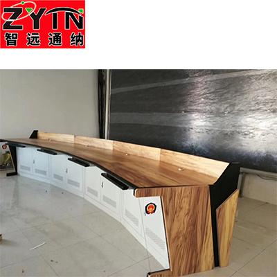 TN-0031 平面是钢木结构操作台
