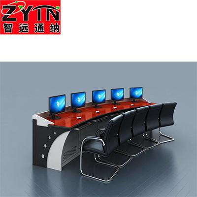TN-0036 平面是钢木结构操作台
