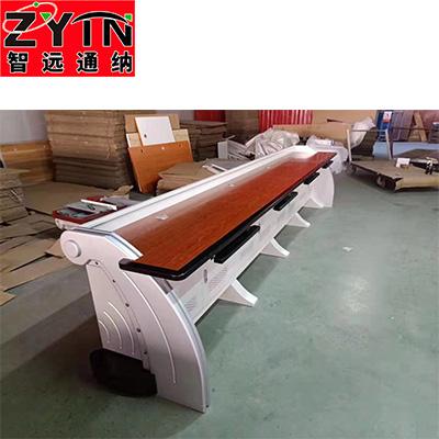 TN-0029 平面是钢木结构操作台