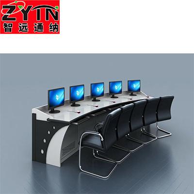 TN-0035 平面是钢木结构操作台