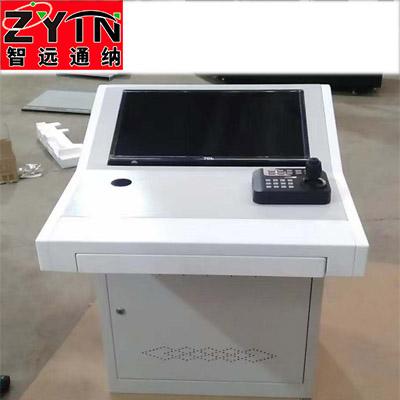 TN-0073 平面是钢木结构操作台