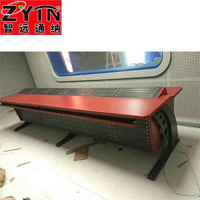 TN-0053 平面是钢木结构操作台