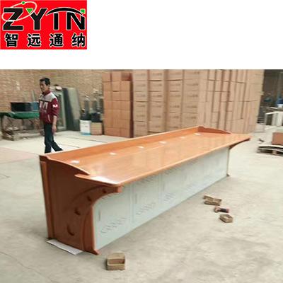 TN-0048 平面是钢木结构操作台