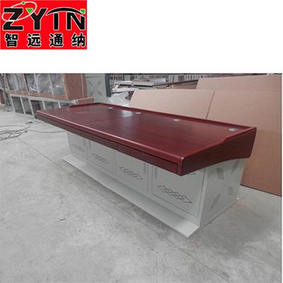 TN-0070 平面是钢木结构操作台
