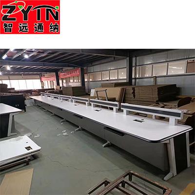 TN-0041 平面是钢木结构操作台