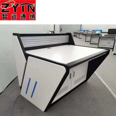 TN-0086 平面是钢木结构操作台