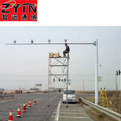 TN-BJ0017 电子警察八角监控立杆