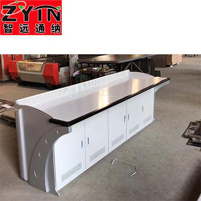 TN-0062 平面是钢木结构操作台