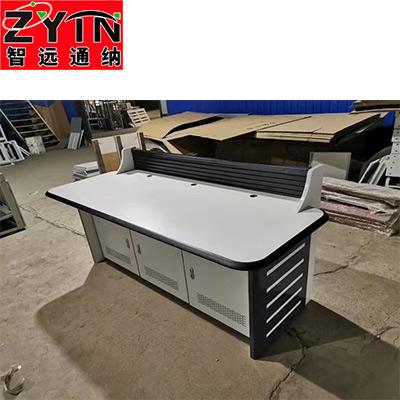 TN-0042 平面是钢木结构操作台