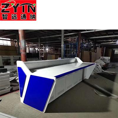 TN-0069 平面是钢木结构操作台