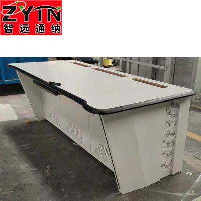 TN-0074 平面是钢木结构操作台