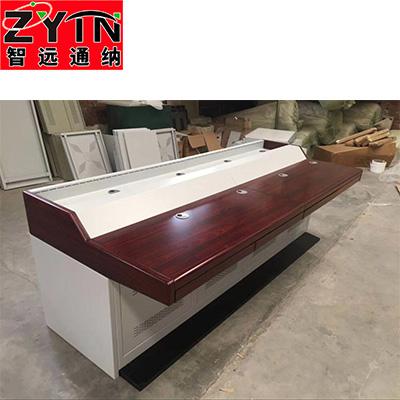 TN-0061 平面是钢木结构操作台