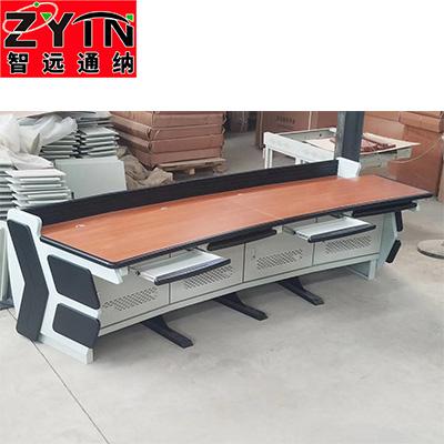 TN-0050 平面是钢木结构操作台