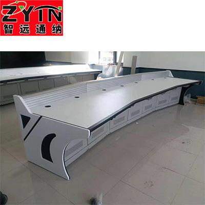 TN-0063 平面是钢木结构操作台
