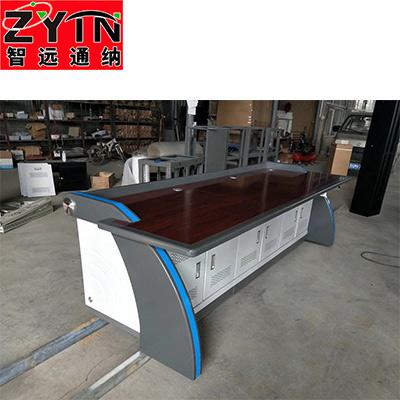 TN-0052 平面是钢木结构操作台