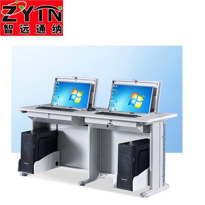 TN-JT002双工位微机课桌