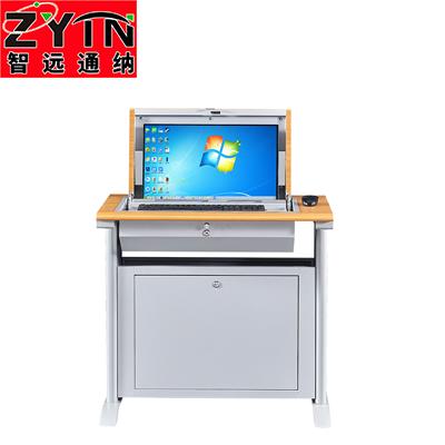TN-JT004单工位培训课桌