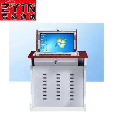TN-JT007单工位翻转电脑桌