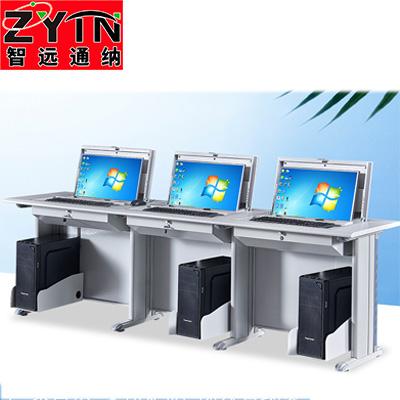 TN-JT003三工位学校机房电脑桌