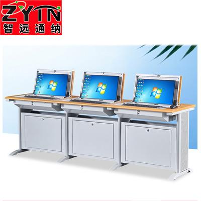 TN-JT006三工位部队学校培训课桌