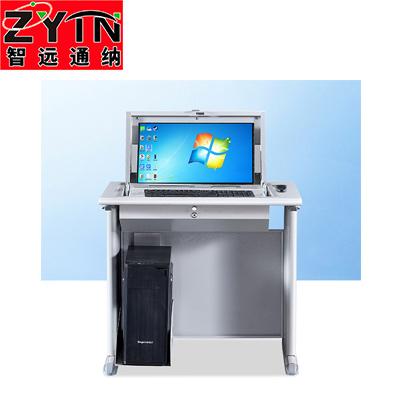 TN-JT001单工位翻转桌课桌